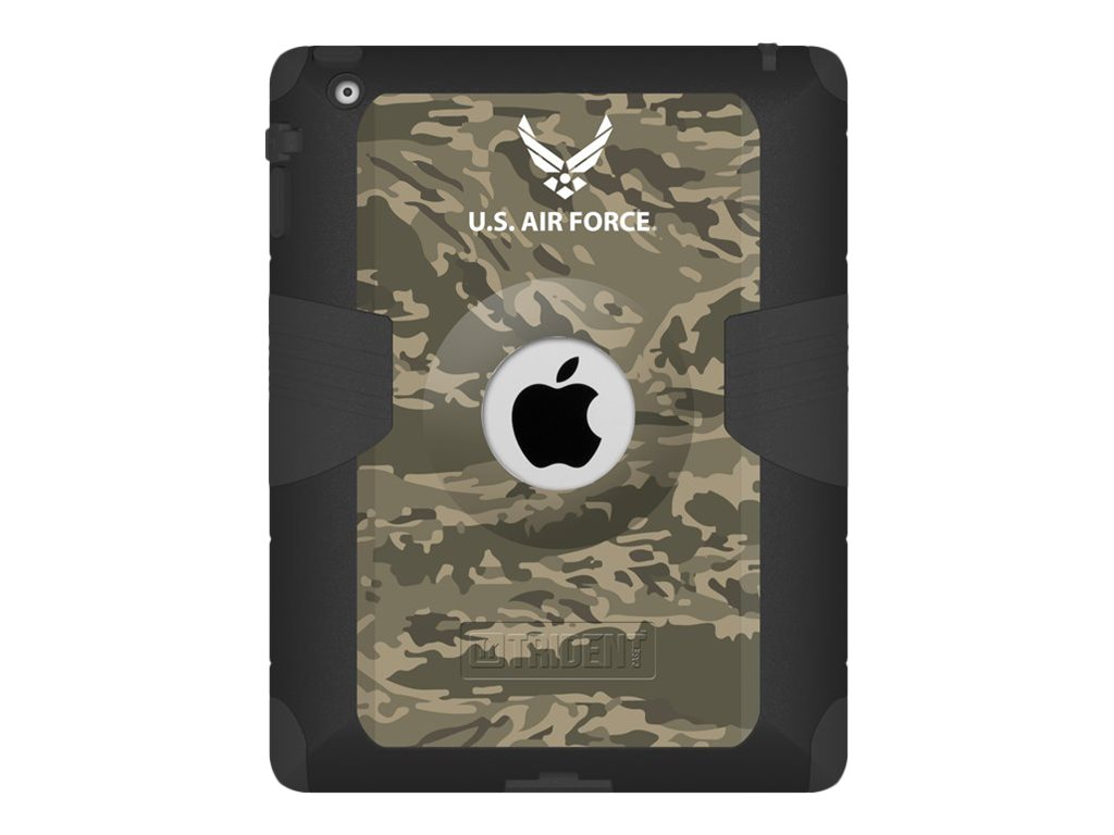 Trident Case Kraken AMS Air Force Camo Case for iPad 2 3 4th Gen, KN-APIPDNUBKK02
