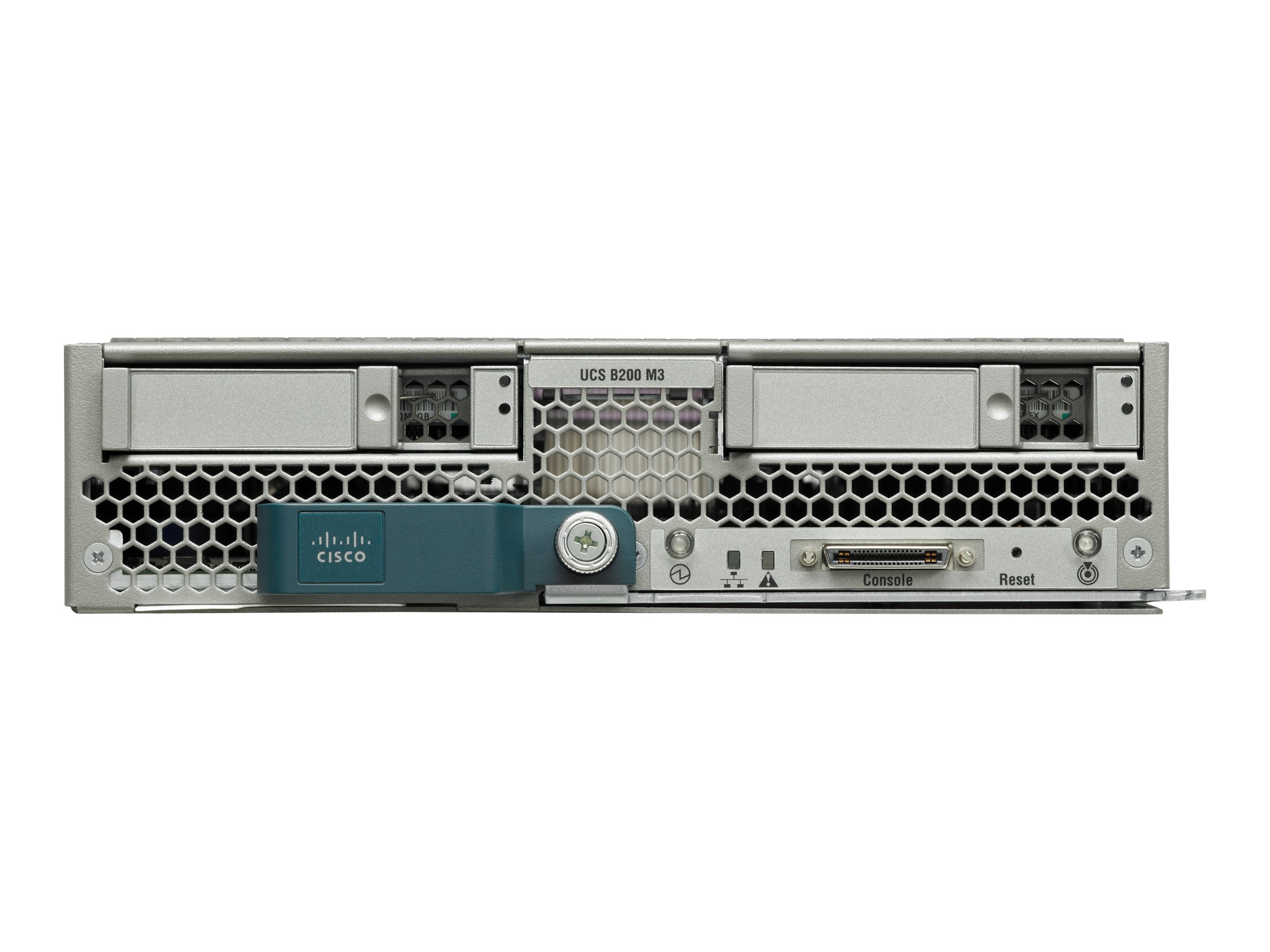 Cisco UCS B200 M3 Value SmartPlay 5108 Chassis (4x)Blades (2x)Xeon E5-2640 v2 2.0GHz 128GB 2x2.5Bays 40Gb