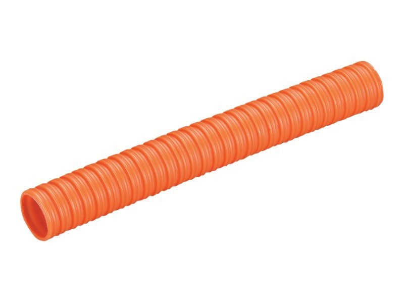 Black Box Corrugated Cable Duct 1.25in. Diameter 250ft Coil Orange, JPD002, 5938903, Premise Wiring Equipment