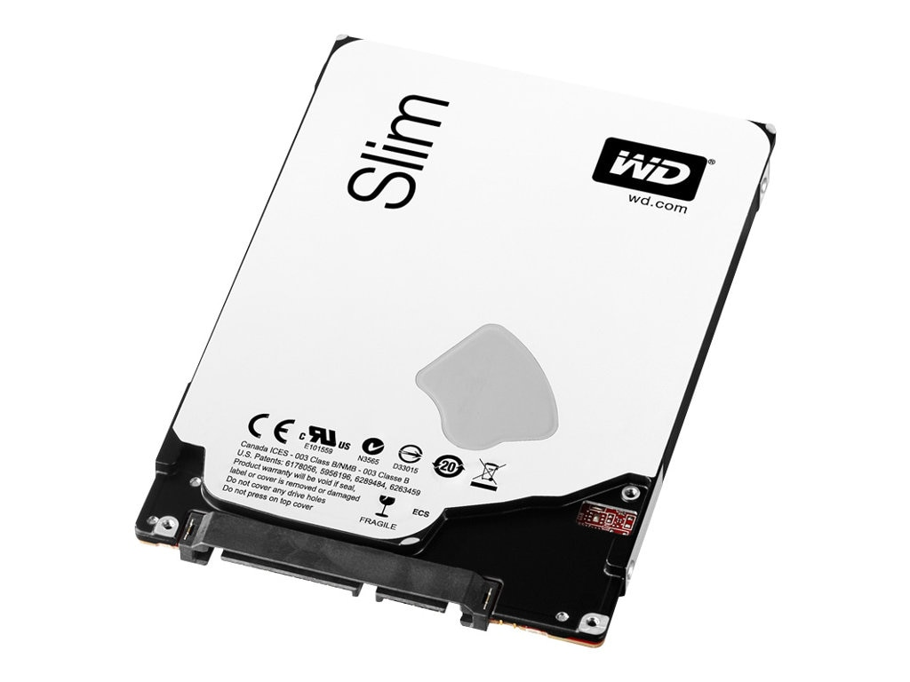 WD 1TB WD Blue SATA 6Gb s 2.5 7mm Internal Hard Drive, WD10SPCX