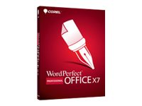 Corel WordPerfect Office X7 Professional English DVD, WPOX7PRENDVD, 17080730, Software - Office Suites