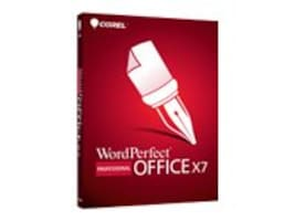 Corel WordPerfect Office X7 Professional Upgrade, WPOX7PRENDVDUG, 17080748, Software - Office Suites