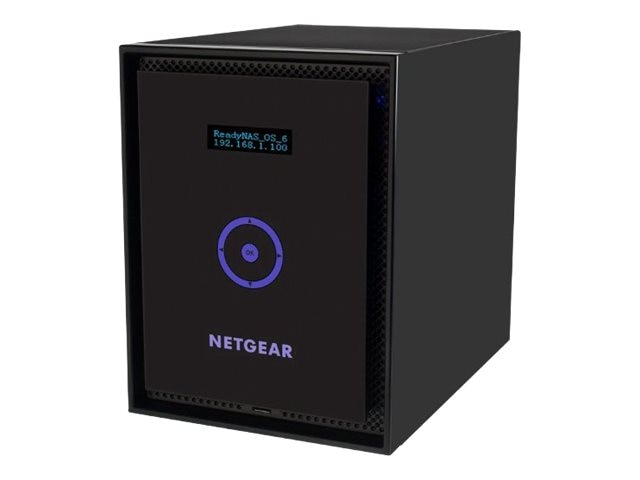 Netgear ReadyNAS 316 6x2TB Desktop Drive, RN31662D-100NAS, 15455956, Network Attached Storage