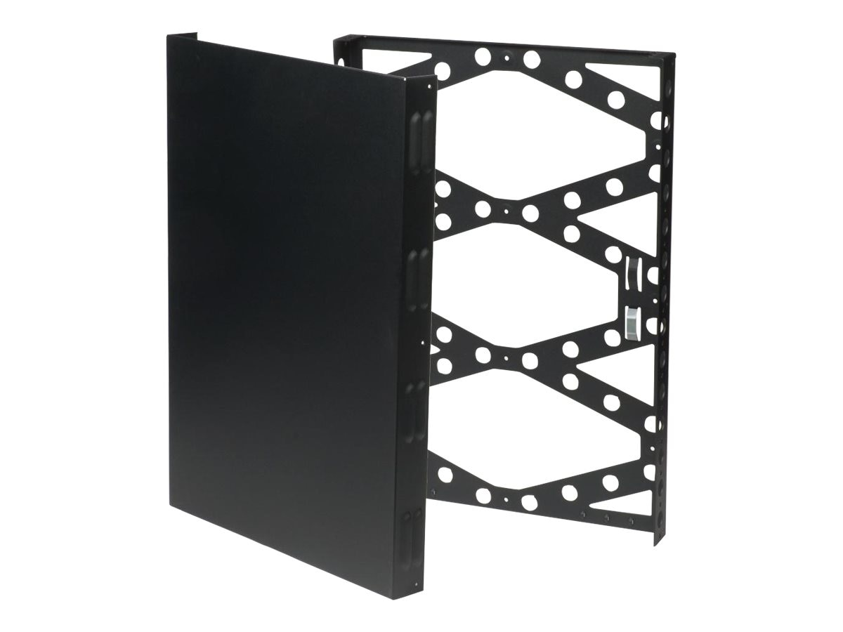 Innovation First Wall Mount Rack 1U, 1URACK-110, 4901113, Rack Mount Accessories