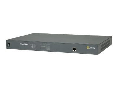Perle IOLAN SDS 16-Port RS-232 422 485 AC 10 100 1000, 04030324, 6499990, Remote Access Servers