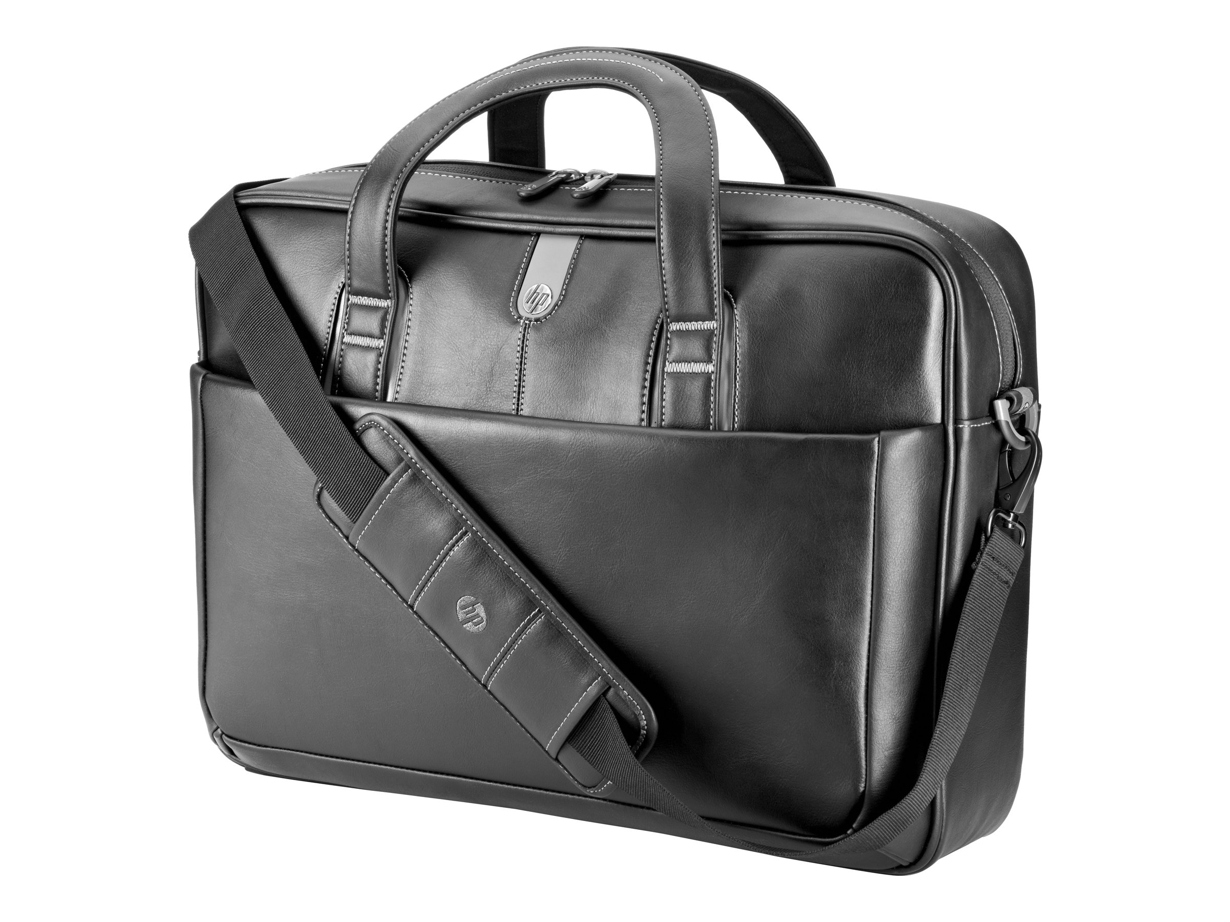 HP Professional Leather Case, H4J94AA, 14960491, Carrying Cases - Notebook