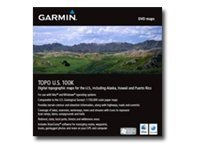 Garmin Topo US 100k, 010-C1042-00, 12224327, Global Positioning Systems