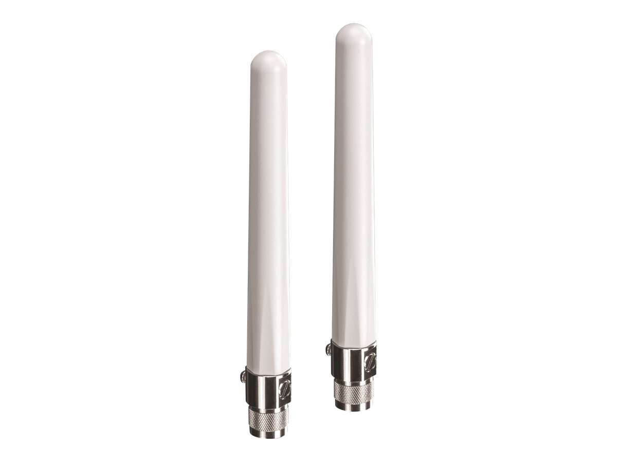 TRENDnet 4 6DBI Surge Outdoor Dual Band Omni Antenna Kit, TEW-AO46S, 17689078, Wireless Antennas & Extenders