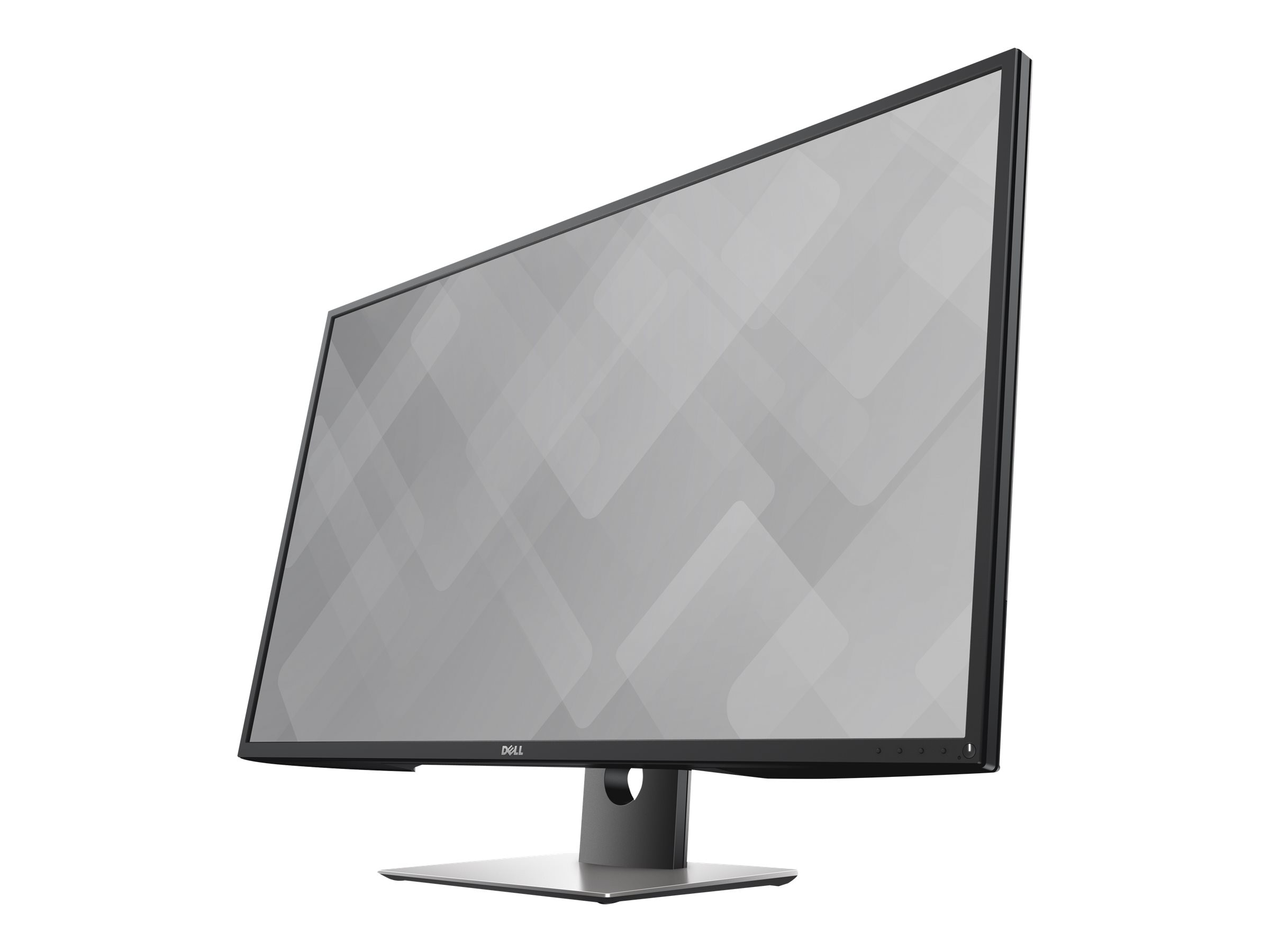 Dell 42.5 P4317Q 4K Ultra HD LED-LCD Monitor, Black