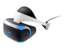 Sony VR Headset for PS4, 3001560, 32683555, Video Gaming Accessories
