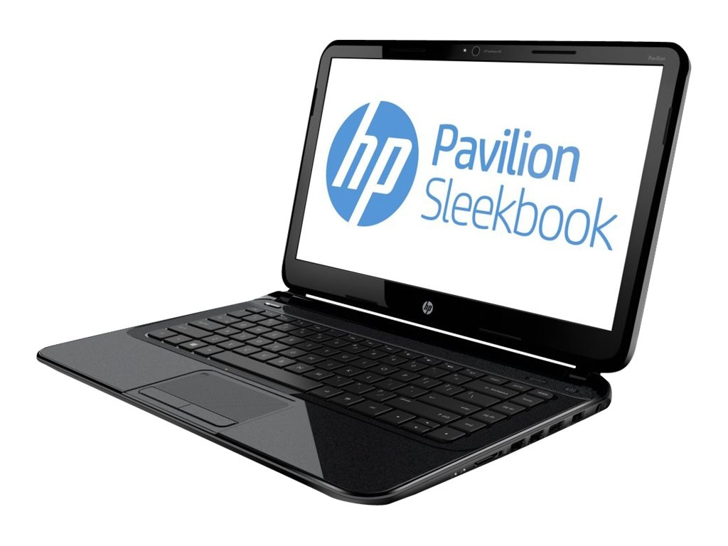 HP Pavilion Sleekbook 14-B130us 1.9GHz Core i3 14in display, D1G57UA#ABA, 15175735, Notebooks