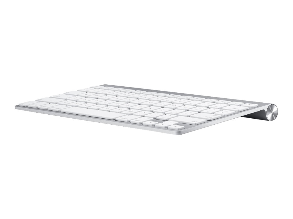 Apple Wireless Keyboard, MC184LL/B, 13055684, Keyboards & Keypads