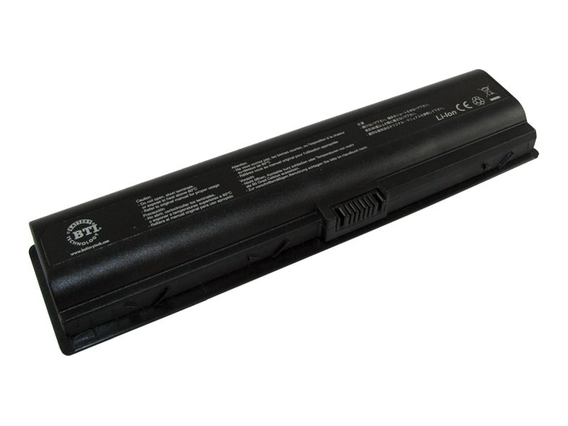 BTI 6-Cell Li-Ion Battery for HP Pavilion DV2000 DV6000, 432306-001-BTI
