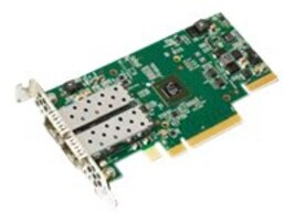 Solarflare Dual-Port 10GBE Precision Time Synchronization Server Adapter, SFN7322F, 16384037, Network Adapters & NICs