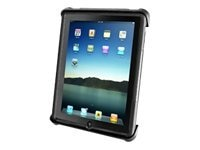 Ram Mounts Tab-Lock Locking Cradle for 10 Screen Tablets