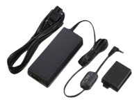 Canon AC Adapter Kit ACK-E5 for EOS Rebel XSi Digital Camera, 3071B002, 9020981, AC Power Adapters (external)
