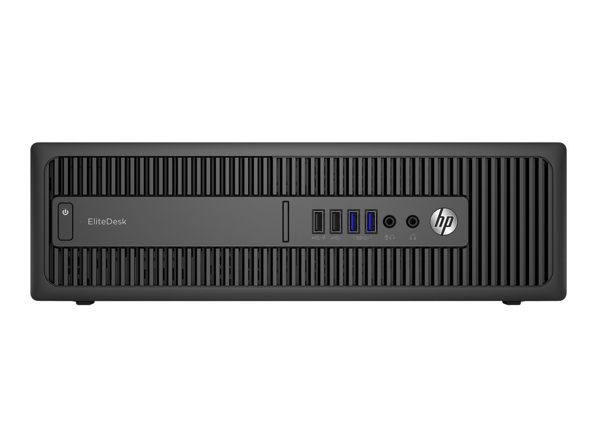 HP EliteDesk 800 G2 SFF Core i7-6700 32GB 256GB, T9C54US#ABA, 30873224, Desktops