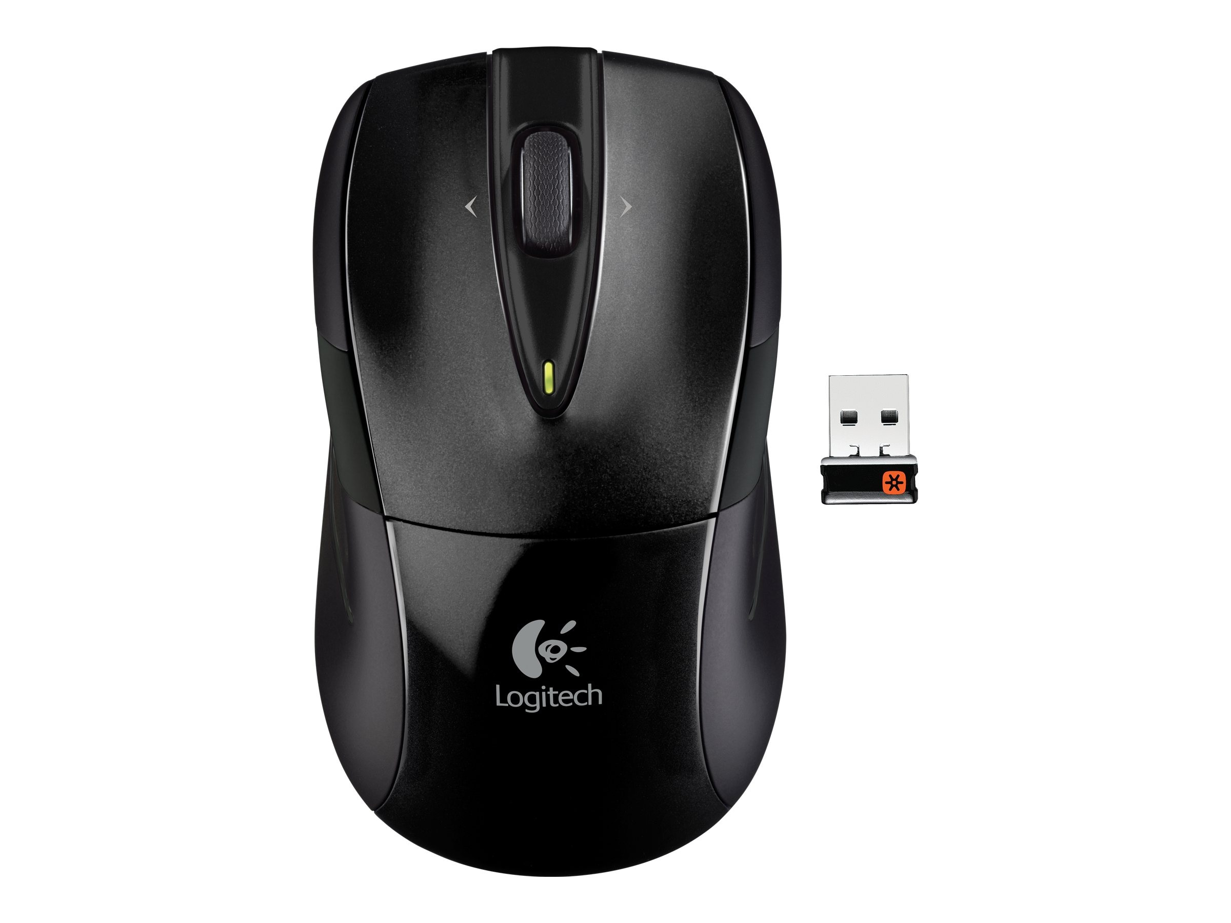Logitech Wireless Mouse M525, Black, 910-002696