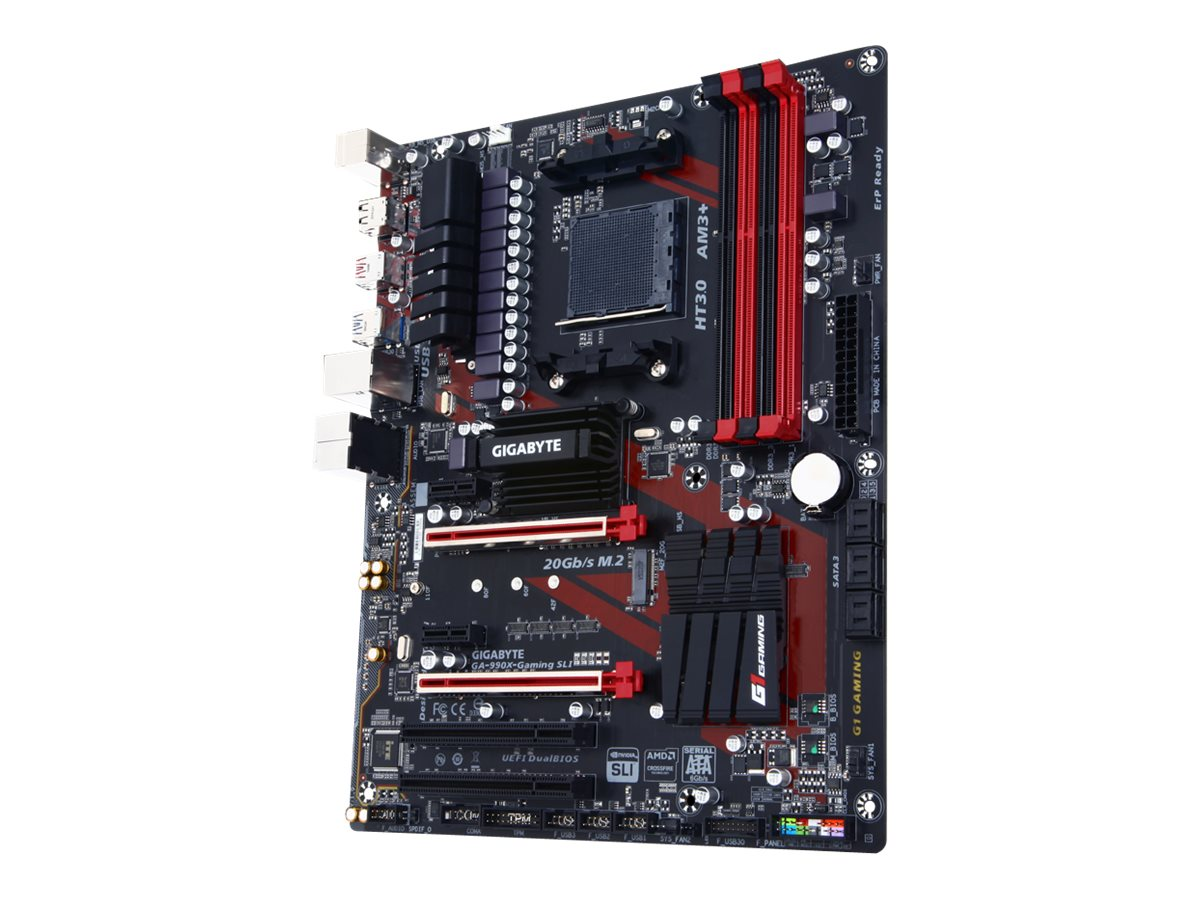 Gigabyte Technology GA-990X-GAMING SLI Image 2