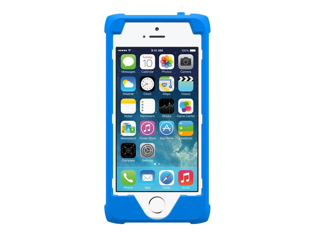 Trident Case Perseus AMS Case for Apple iPhone 5 5S, Blue, PS-APL-IPH5S-BLU, 16305925, Carrying Cases - Phones/PDAs