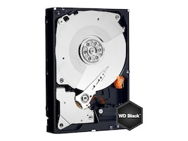 WD 2TB WD Black SATA 6Gb s 3.5 Internal Hard Drive w  Advanced Format, WD2003FZEX, 16331605, Hard Drives - Internal
