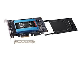 Sonnet 6Gb s SATA PCI Express 2.5 Solid State Drive Card, TSATA6-SSD-E2, 16350030, Controller Cards & I/O Boards