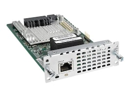 Cisco 1-Port Multiflex Trunk Voice Clear-Channel Data T1 E1 Module, NIM-1MFT-T1/E1=, 17792868, Network Voice Router Modules
