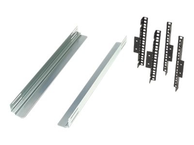 APC Equipment Support Rails for 600mm Wide Enclosure, AR8006A, 6376826, Rack Mount Accessories
