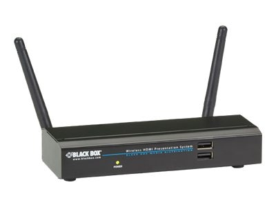 Black Box Wireless HDMI Presentation System, AVX-HDMI-WI, 16720483, Monitor & Display Accessories