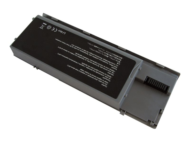 BTI 6-Cell Battery for Dell Latitude D620 D630 312-0384 310-9080, DL-D620X3-TP, 24400703, Batteries - Notebook