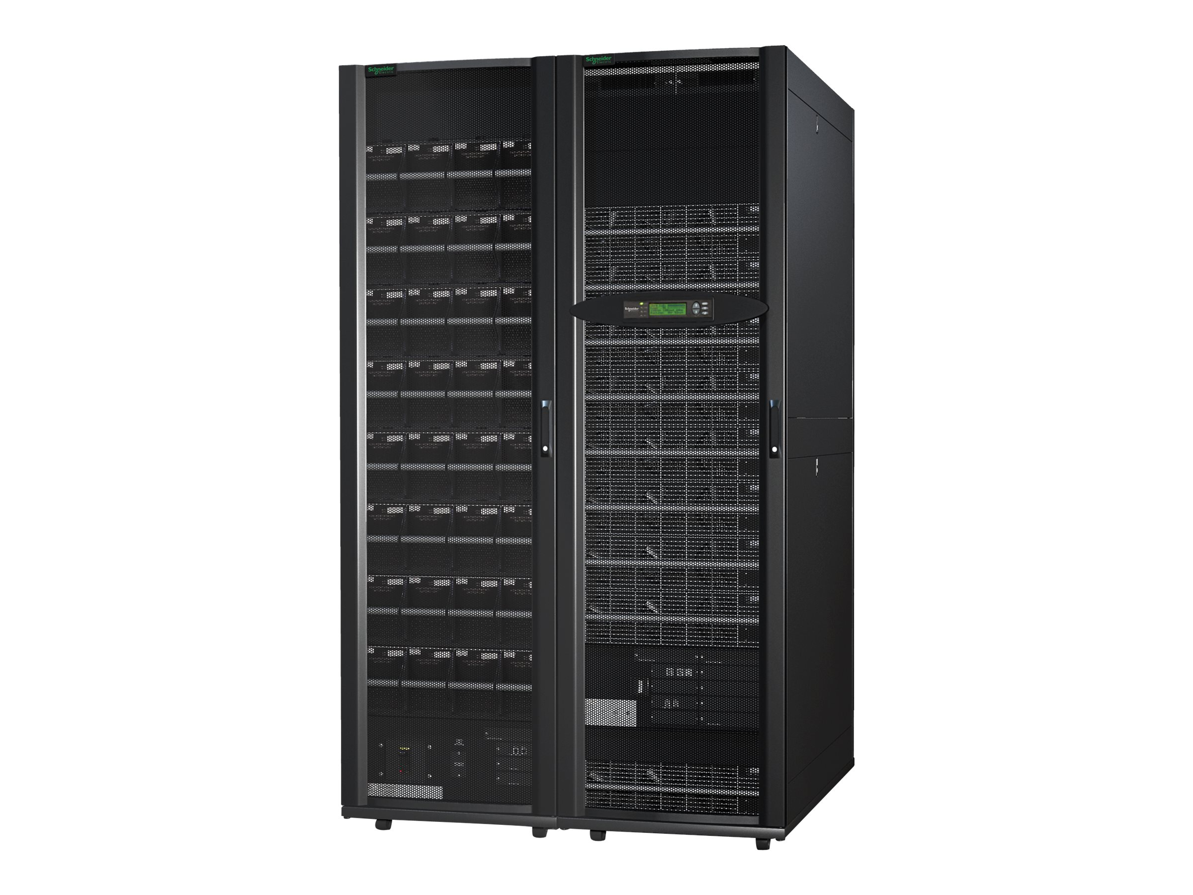 APC Symmetra PX 80kW Scalable to 100kW, 208V with Startup, SY80K100F, 12580698, Battery Backup/UPS
