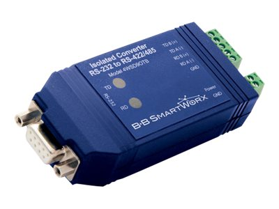 Quatech Converter with DB9 (F) RS-232 Connector, 4WSD9OTB, 14477580, Adapters & Port Converters