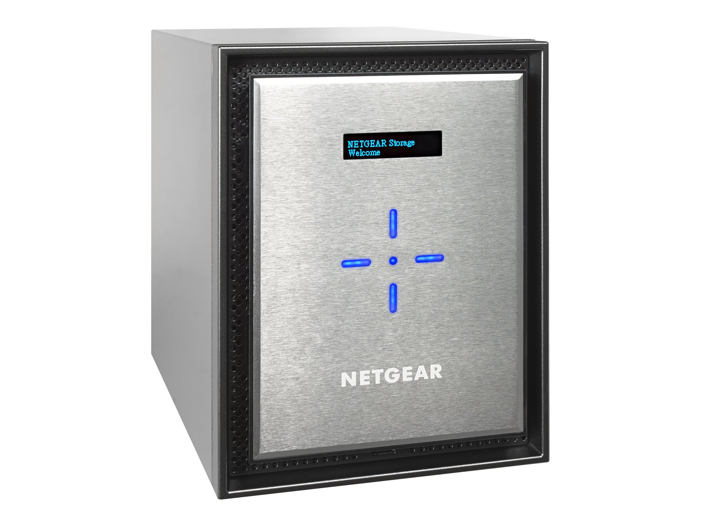 Netgear ReadyNAS 526X 6-Bay Network Storage w  6x6TB Enterprise Hard Drives, RN526XE6-100NES
