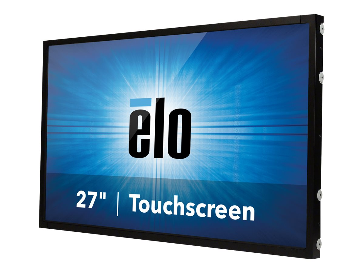 ELO Touch Solutions 27 2740L Full HD LED-LCD IntelliTouch Touchscreen Monitor, Black, E220828