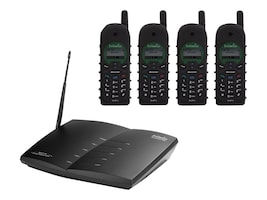 Engenius Technologies DuraFon 4-Handset Bundle w  20M Indoor Anetnnae, DURAFONPRO-PIB20LIND, 17829034, Telephones - Business Class