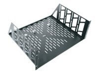 Middle Atlantic Vented Universal Rackshelf, 3U x 17.4w x 15d