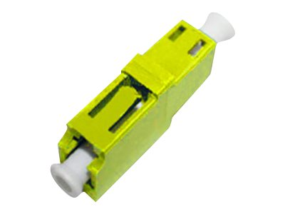 ACP-EP Female LC to Female LC SMF Simplex Fiber Optic Adapter, ADD-ADPT-LCFLCF-SS