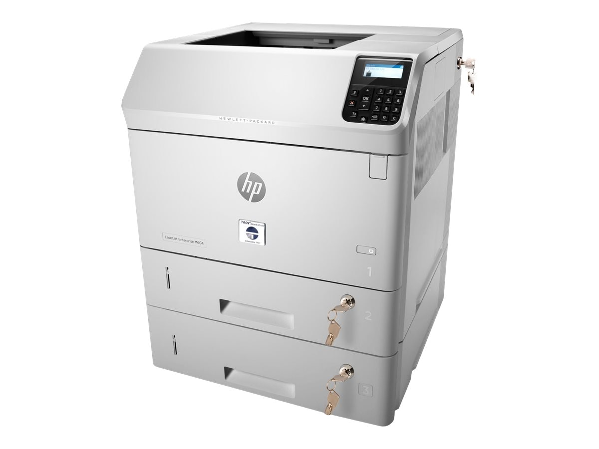 Troy M604tn Secure Monochrome Printer