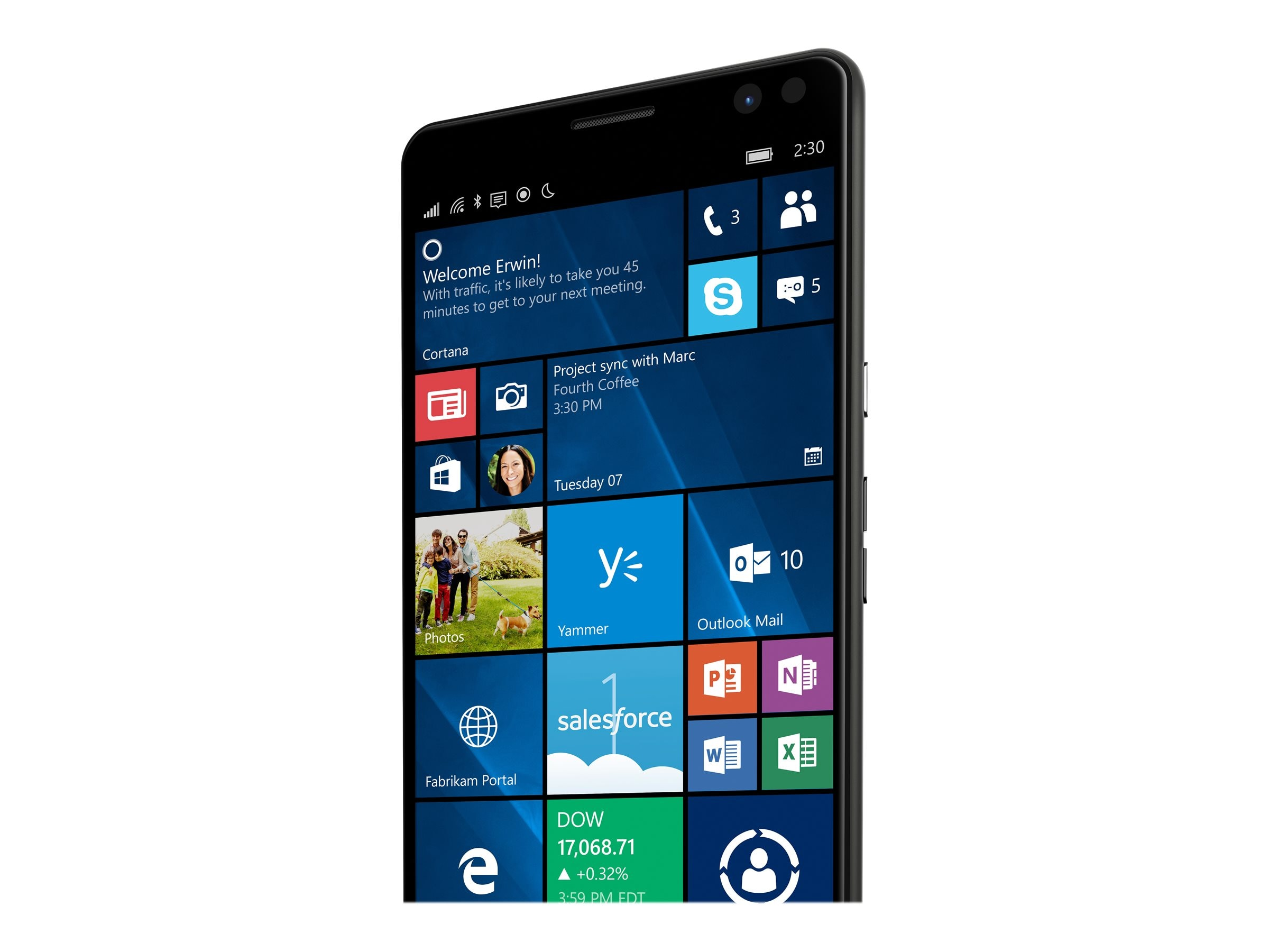HP Elite x3 SD 820 2.15GHz 4GB 64GB ac abgn BT LTE FR 2xWC Dock 6 WQHD MT W10M, X9U42UT#ABA