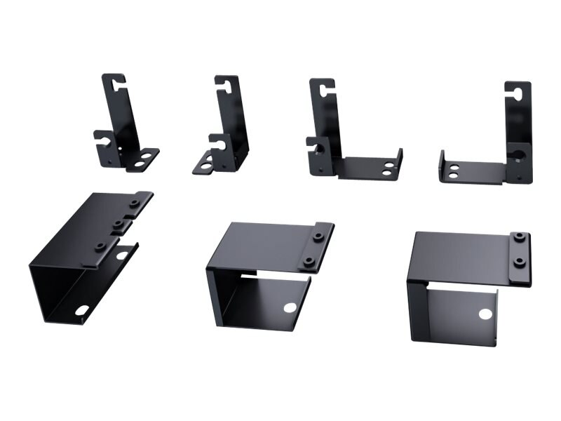 APC Ceiling Panel Rail Mounting Brackets (Power), ACDC2006, 16003661, Rack Cooling Systems