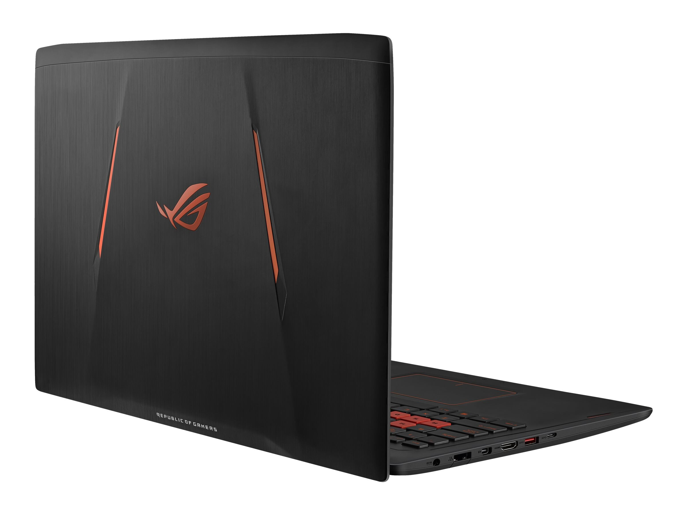 Asus ROG Strix GL502VY-DS74 Core i7-6700HQ 2.6GHz 16GB 1TB+256GB SSD 15.6 W10, GL502VY-DS74