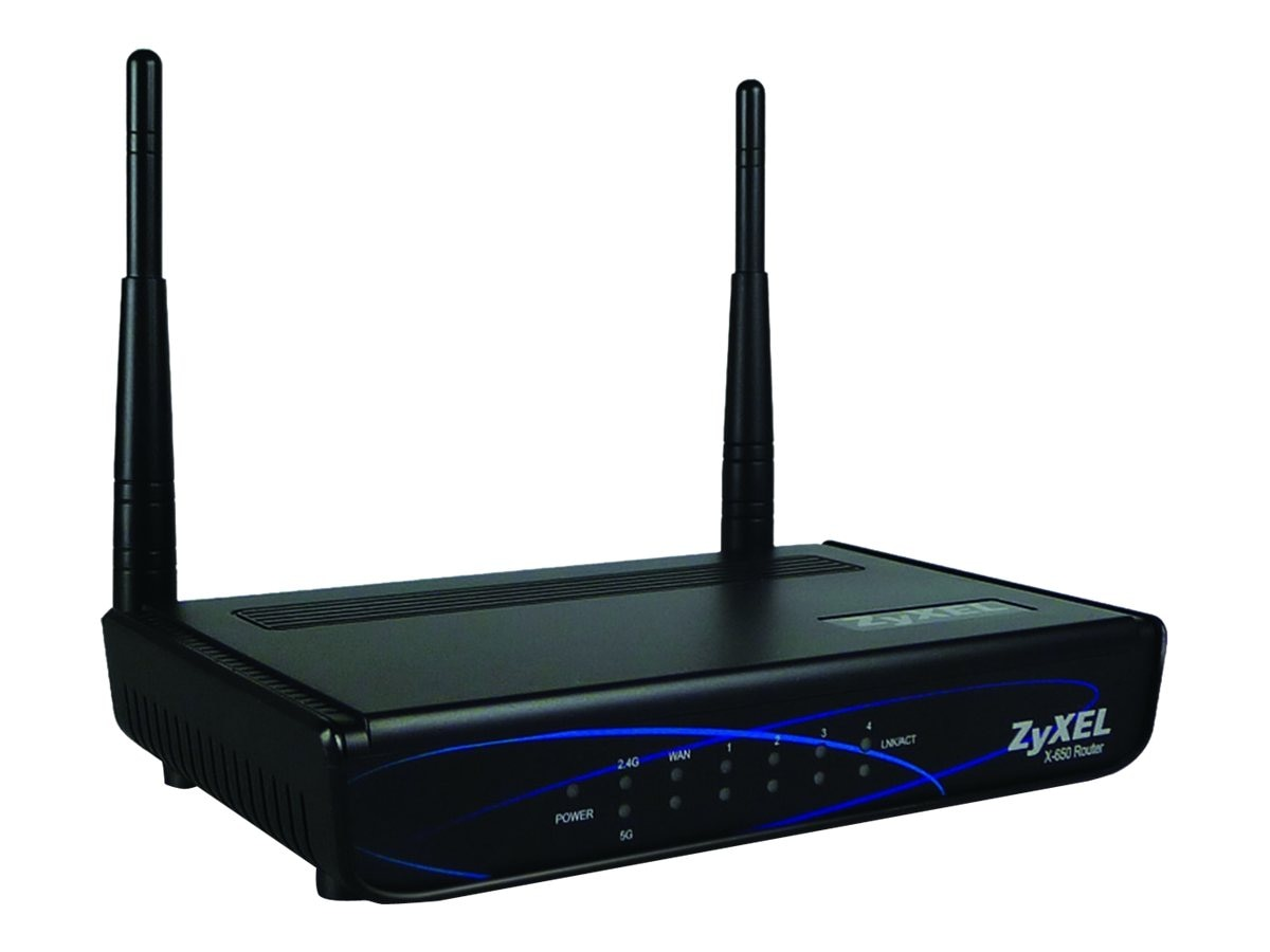 Zyxel X650 AC1200 11AC Router Gateway Dual Band Wi-Fi