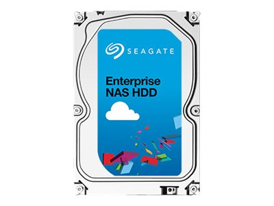 Seagate 6TB SATA 7.2K RPM 3.5 Internal Hard Drive - 128MB Cache with +Rescue, ST6000VN0011
