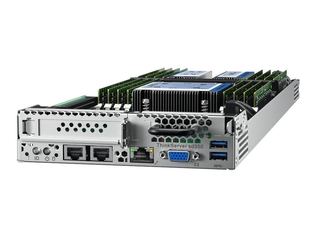 Lenovo TopSeller ThinkServer sd350 Intel 2.4GHz Xeon Xeon