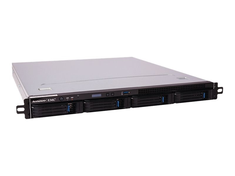 Lenovo Storage 8TB px4-400r Network Storage Array, 70CK9001WW, 17726035, Network Attached Storage