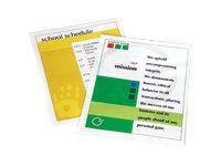 Neato 11.5 x 9 Laminating Pouches, Letter Size, 50-Pack