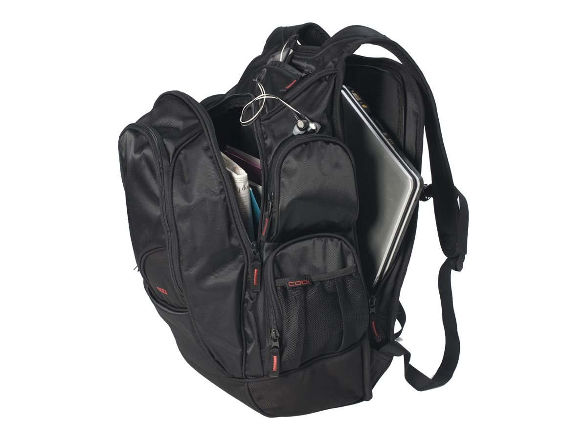 Codi Sport-Pak Technical Backpack, C7707, 8586721, Carrying Cases - Notebook