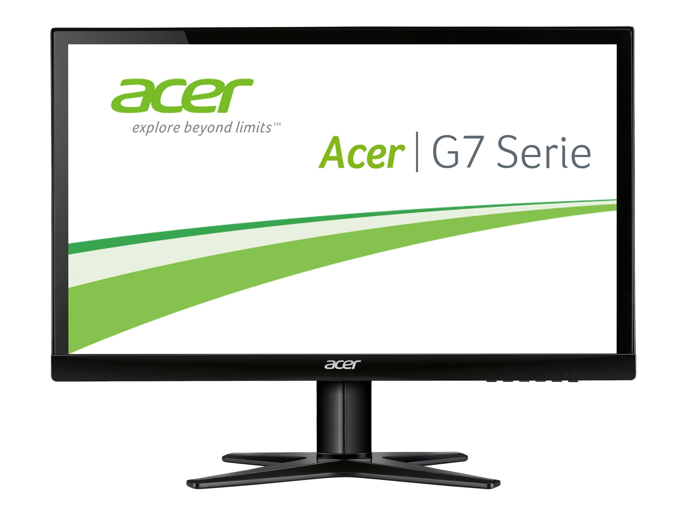 Acer 25 G257HL bmidx Full HD LED-LCD Monitor, Black, UM.KG7AA.001, 18509420, Monitors - LED-LCD