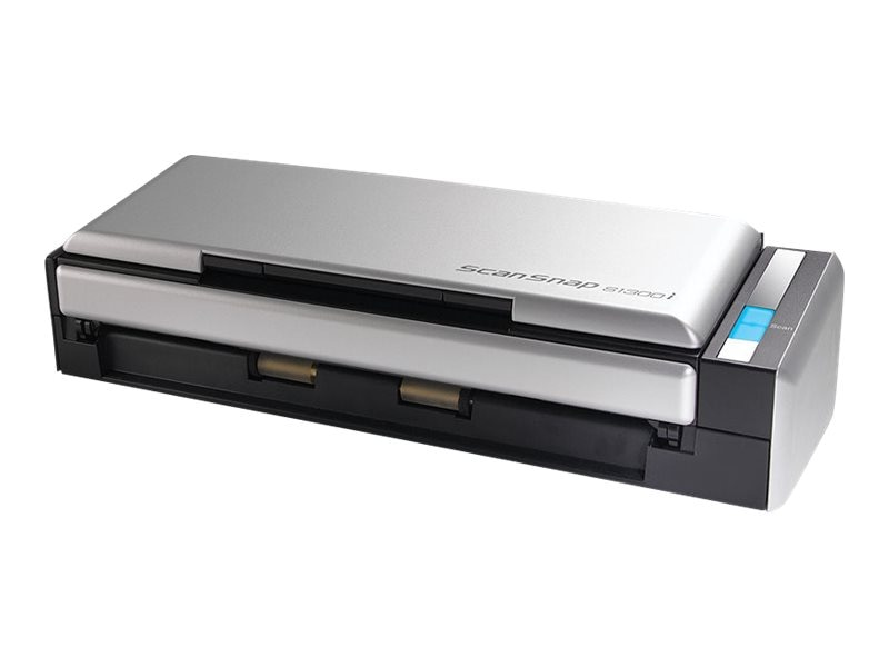 Fujitsu Scansnap S1300I Color Duplex Scanner TAA, PA03643-B205, 14663657, Scanners