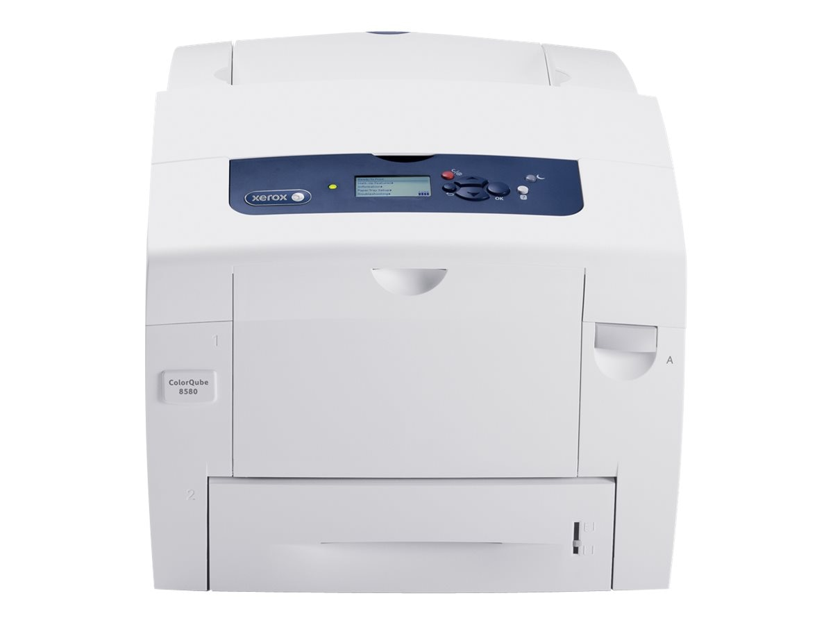 Xerox ColorQube 8580 DN Solid Ink Color Printer, 8580/DN